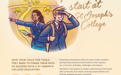 Successful Pathways at St Joseph's College