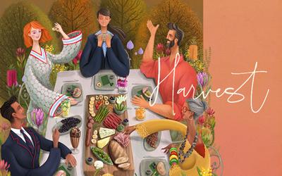 Harvest Magazine 2019