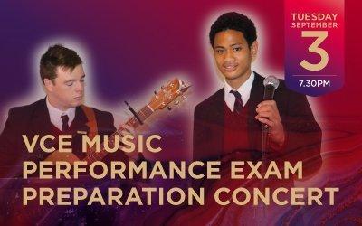 VCE Music Performance