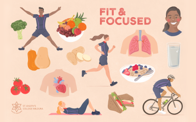 Fit & Focused Booklet