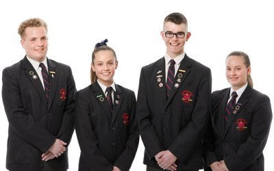 Remote Learning Reflections from our College Captains
