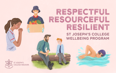 St Joseph's College Wellbeing Program