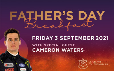 Fathers Day Breakfast – Book your tickets